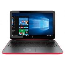 Red Laptop